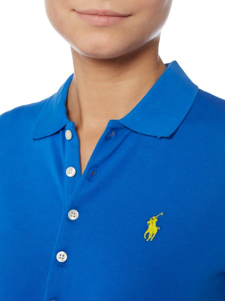 Polo Ralph Lauren Julie short sleeve polo top