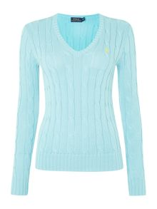 Kimberley long sleeve jumper