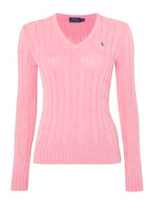 Polo Ralph Lauren Kimberley long sleeve jumper