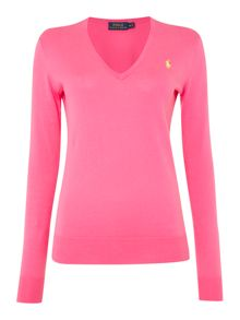 Polo Ralph Lauren Long sleeve v-neck jumper