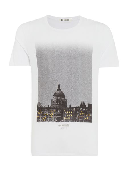 Ben Sherman London nights t-shirt