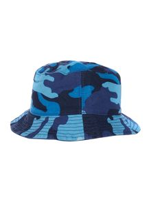 Polo Ralph Lauren Boy`s Reversible Bucket Hat