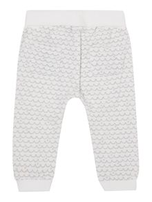 name it Babys Wave all over print joggers