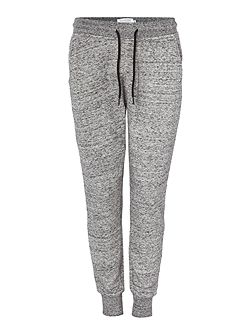 Regular fit joggers with cuffed hem