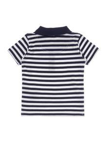 name it Boys Stripe polo