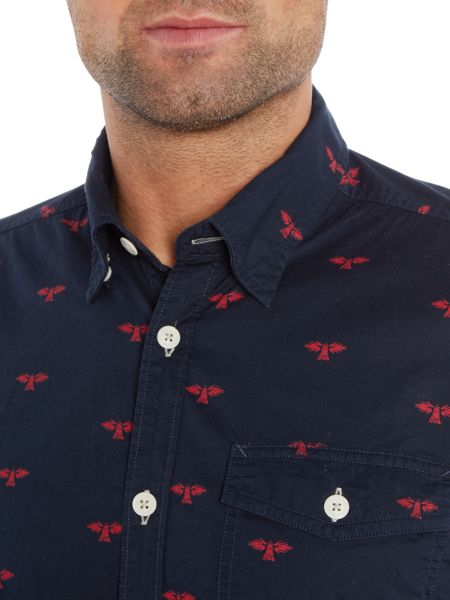 Barbour Barbour beacon long sleeve shirt