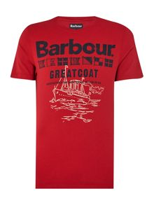 Barbour Alert Crew-Neck T-Shirt