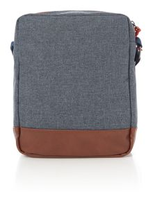Original Penguin Alvaro Colour Block Small Festival Bag