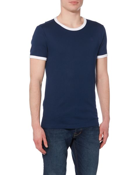 G-Star Ramic regular fit basic contract t shirt