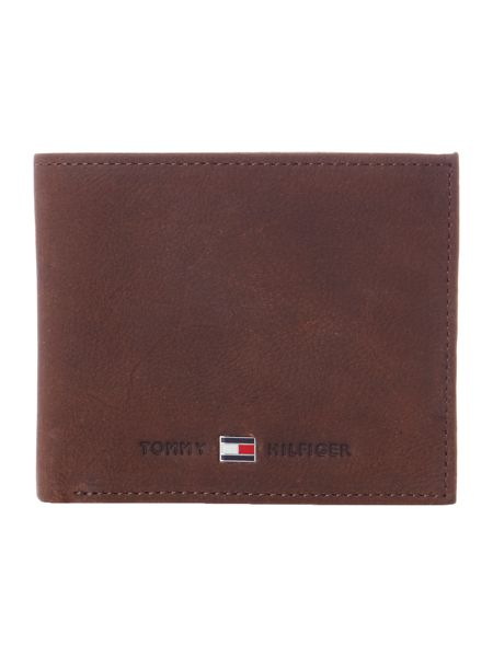 Tommy Hilfiger Leather Johnson wallet