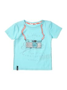 name it Boys Camera graphic tee