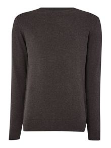 Barbour Pima Cotton Crew-Neck Jumper