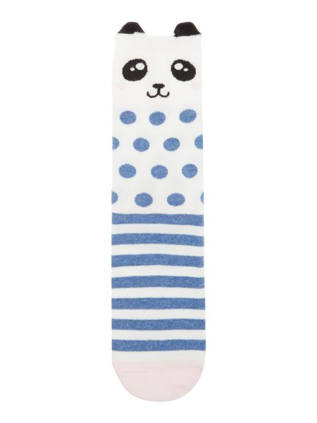 Therapy Panda 3d ear sock