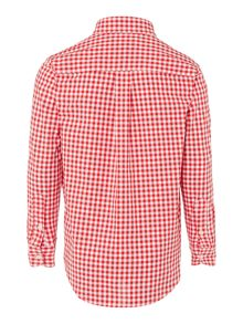 Polo Ralph Lauren Boy`s Mini Gingham Shirt