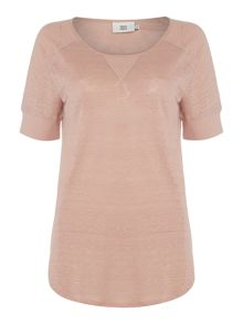 Noa Noa T-shirt with short sleeve