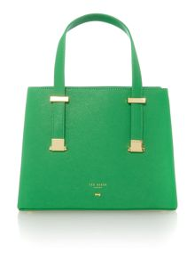 Ted Baker Samirra green small tote bag