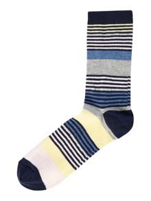 Linea Stripe Sock