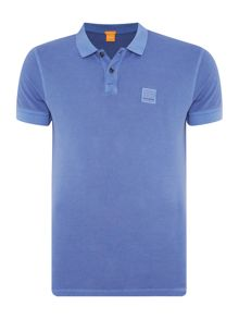 Hugo Boss Pascha Slim Fit Patch Logo Polo Shirt
