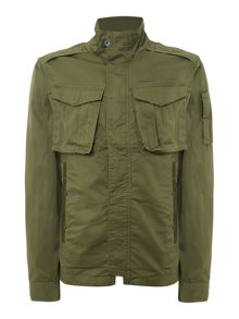 G-Star Rovic zip through twill jacket