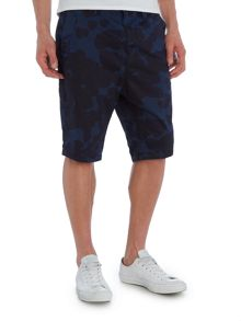 G-Star Bronson tapered printed shorts