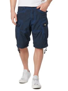 G-Star Rovic loose fit twill shorts