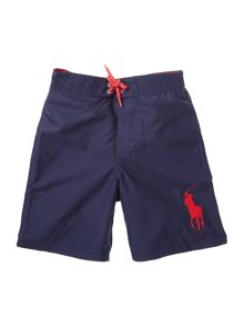 Polo Ralph Lauren Boys Big Pony Player Swim Shorts