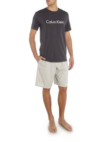 Calvin Klein Short and tee pyjama set in a bag