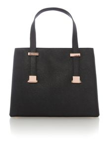 Ted Baker Samirra black small tote bag
