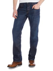 Radar loose fit hydrite dark aged jeans
