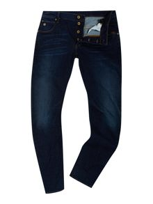 G-Star Arc 3D slim fit devon stretch dark aged jeans