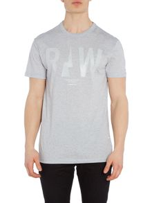 G-Star Rightrex regular fit raw crew neck t shirt