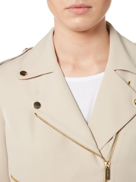 Episode Relaxed biker jacket