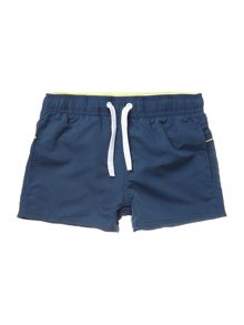 Benetton Boys Classic shorts with stripe