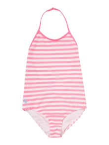 Polo Ralph Lauren Girls Halter neck Swimsuit