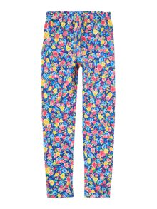 Polo Ralph Lauren Girls Floral Legging