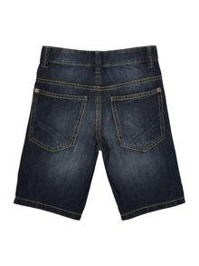 Benetton Boys Denim short