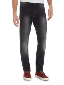 Hugo Boss Orange 72 skinny charcoal jean
