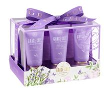 Grace Cole Fresh Lavender Perfect Bathing Gift Set