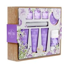 Grace Cole Fresh Lavender Ultimate Indulgence Gift Set