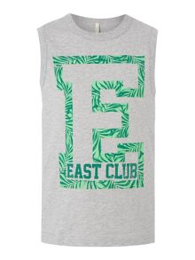 Benetton Boys East club vest