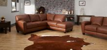 Linea Buffalo RH Chaise Sofa