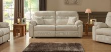 Linea Jasper 3 Seater Power Recliner Sofa