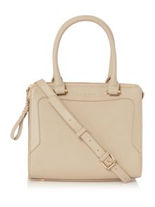 Paul's Boutique Trinty hunter neutral medium tote bag