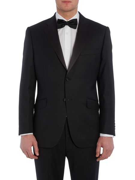 Howick Tailored Callaway SB2 Notch lapel dinner suit jacket