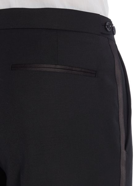 Howick Tailored Callaway Dinner suit trousers with satin taping