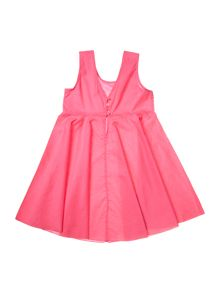 Benetton Girls Sleeveless dress with corsage