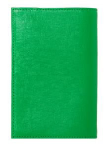 Ted Baker Didrika green passport case