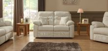 LineaJasper 2 Seater Static Sofa