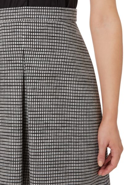 Marella Dafne textured skirt dress