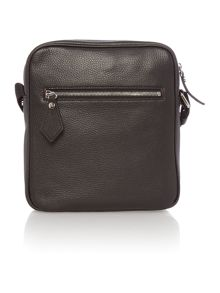 Vivienne Westwood Small leather flight bag